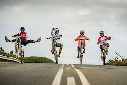 Video: Good Times & Flat Out Riding in South Africa
