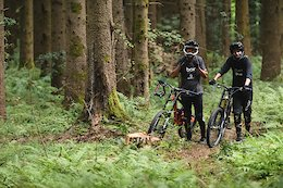 Video: A Wild Ride in Close Proximity in Les Vosges, France