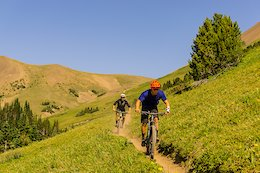 Backcountry Adventure in the South Chilcotins - Mountain Biking BC Sea-to-Sky Trip Set