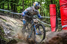 Practice Photo Report: Mont-Sainte-Anne DH World Cup 2018