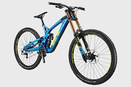 GT Releases All-New 29 & 27.5-inch Wheeled Fury