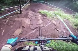 Video: Greg Minnaar's 2018 Mont-Sainte-Anne Course Preview POV