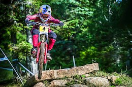 Finals Photo Epic: Mont-Sainte-Anne DH World Cup 2018