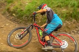 Raw Video: Blasting BikePark Wales