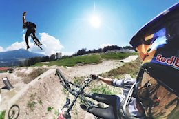 Video: Godziek Brothers Session the Innsbruck Slopestyle Course