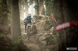 Garbanzo DH Photo Epic: Colossus - Crankworx Whistler 2018