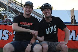 Maxxis Riders Top The Podium at 'Ard Rock Enduro