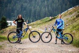 Bike Check: GT Fury - Wyn Masters & Martin Maes - La Bresse DH World Cup 2018