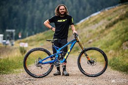 Wyn Masters Starts Fundraiser for Privateer EWS and World Cup DH Riders