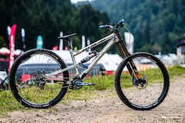 Bike Check: Jack Reading's Prototype Nicolai DH 29er