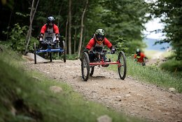 Video: Adaptive Mountain Biking Day at Killington Mountain, Vermont