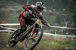 Photo Report: Qualifying - La Bresse World Cup DH 2018