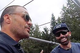 Video: Rob's Gondola Talk with David Vazquez