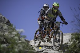 New Zealand's Only Tandem DH Racers Take On Megavalanche & More