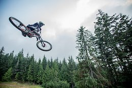 Video: A Spanish Rider Sending it in Whistler