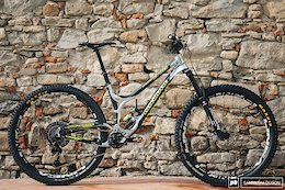 Bike Check: Andrea Garella's Custom-Made Ancillotti Scarab 29er - Superenduro 2018