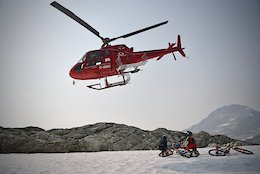Video: Heli Biking Whistler with the Cube Action Team
