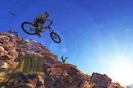 Ride Your Bike in the Virtual World of Bike Unchained 2