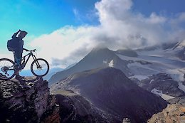 Video: Tito Tomasi's Latest Adventure on the Highest Rideable Route in the Alps