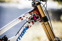 Part 1: Custom World Champs Bike Gallery - Lenzerheide DH World Champs 2018