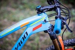Custom XC Race Bikes - Lenzerheide World Championships 2018
