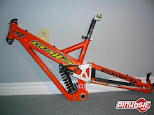 2003 Balfa bb7 frame