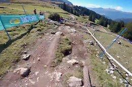 Video: Luca Shaw POV - Lenzerheide Worlds 2018
