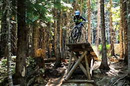 Video: 10 Year Old Rides Beyond His Years in the Whistler Bike Park