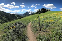 Riding The Tetons: Grand Targhee Resort - Wyoming