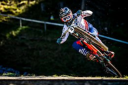 Video:  MS Mondraker Team Was All or Nothing at Lenzerheide World Championships