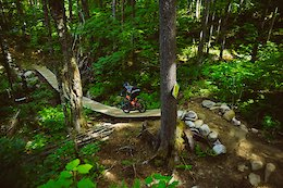Video & Race Report: Stage 1 of the 6-Day Quebec Singletrack Experience - Saint-Raymond