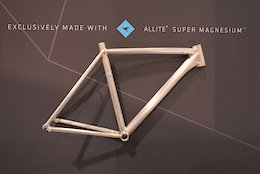 Allite's New Super Magnesium Alloy is Lighter Than Aluminum, Less Expensive Than Carbon - Interbike 2018