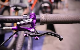 GPS Gadgets, French Toast Gel, and Hope's Enduro Bike - Interbike 2018