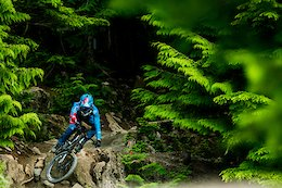 Video: Cruising the Whistler Bike Park with Jackson Frew