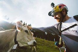 Video: Danny MacAskill & Claudio Caluori Shred in Switzerland