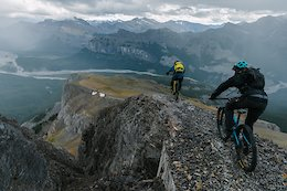 East of the Divide: Riding Alberta's Rocky Mountains