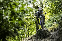 Video: Muddy Chaos with Propain Team at the UK National Downhill - Bringewood 2018
