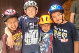 Video: Allies of the Aboriginal Youth Mountain Bike Program