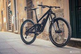 "Bike Check: Prototype 29"" Sunn Kern LT - EWS Finale Ligure 2018"