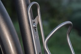Silca Announces New Sicuro Titanium Bottle Cage