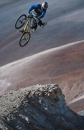 Darren Berrecloth in Utah, Kranked 4, 2002