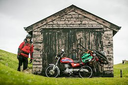 Video: The Trippin' Fellas Go on a Scottish Adventure With 125cc Motos - Episode 2