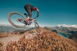 Video: Amazing Drone Angles & Awesome Riding With Kilian Bron