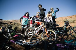 The Bikes of YT's Red Bull Rampage Riders