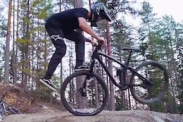 Video: Max Fredriksson Puts His Own Mark on Enduro