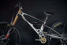 Video: The Starling Cycles Sturn is a Single-Speed DH Bike