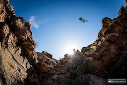 POV: Brendan Fairclough's Red Bull Rampage Run