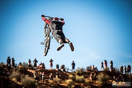 Finals Photo Epic: Kickstart My Heart - Red Bull Rampage 2018