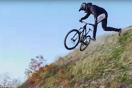 Video: Slopestyle Sends on an Enduro Rig