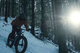 Video: Brace for Winter, Here's Some Freezing Fat Bike Action